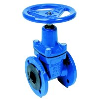 Rubber Wedge Gate Valves
